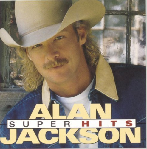 Jackson Alan Super Hits Arista Nashville Super Hits