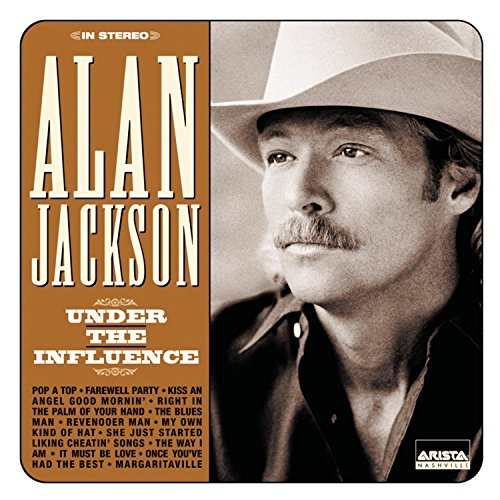 Alan Jackson Under The Influence Hdcd