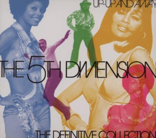 Fifth Dimension Up Up & Away Definitive 2 CD C