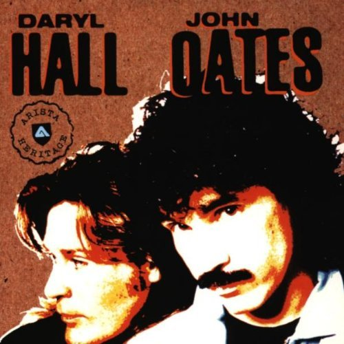 Hall & Oates Master Hits Remastered Arista Heritage Master Hits