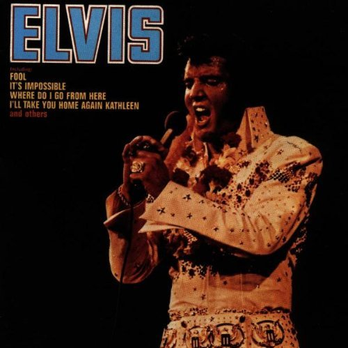 Elvis Presley Elvis (the Fool Album) Import Deu
