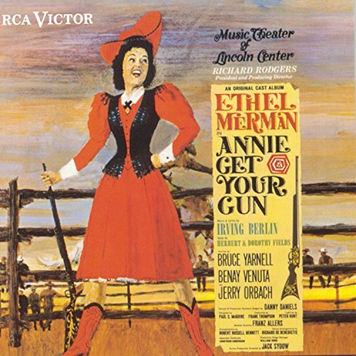Annie Get Your Gun Original Cast