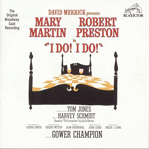 Broadway Cast I Do! I Do! Martin Preston
