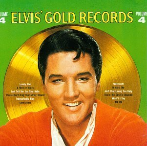 Elvis Presley Gold Records Vol 4