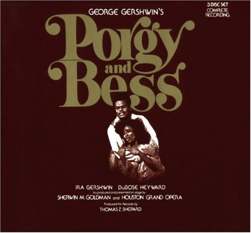 G. Gershwin Porgy & Bess Comp Opera Dale Albert Shakesnider Brice Demain Houston Grand Opera