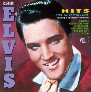 Elvis Presley Vol. 3 Hits Like Never