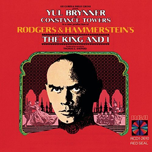 Cast Recording King & I Brynner*yul Towers*constance
