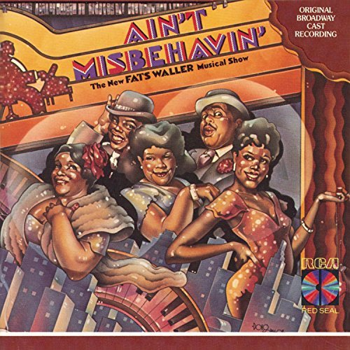 Cast Recording Ain't Misbehavin'