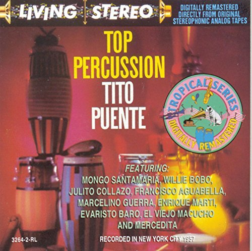 Tito Puente Top Percussion