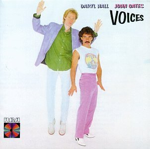 Hall & Oates Voices