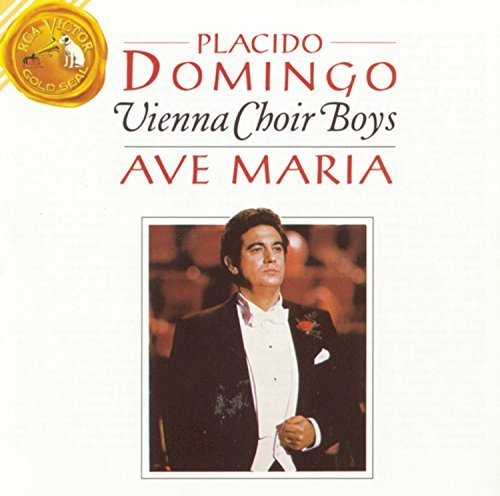 Placido Domingo Ave Maria Domingo (ten) Vienna Choir Boy Froschauer Vienna Sym Orch