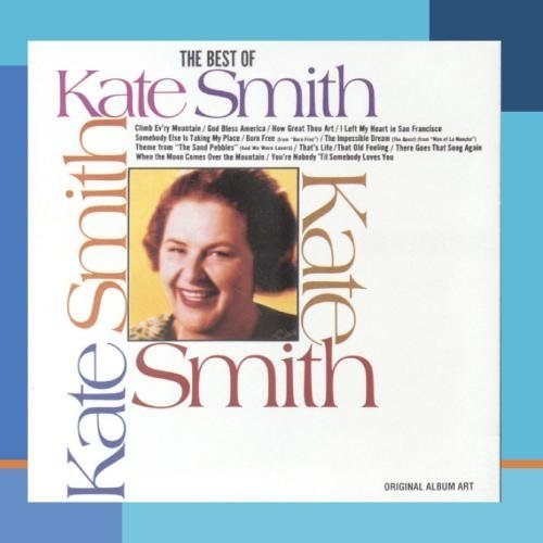 Kate Smith Best Of Kate Smith This Item Is Made On Demand Could Take 2 3 Weeks For Delivery