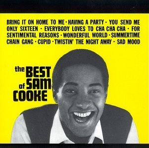 Sam Cooke Best Of Sam Cooke