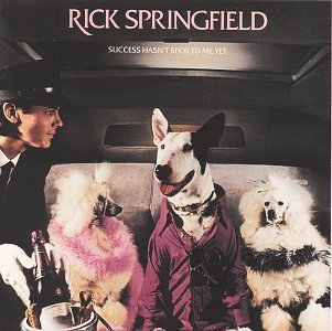 Rick Springfield Success Hasn't Spoiled Me Yet