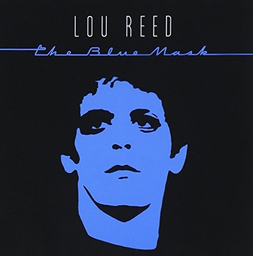 Lou Reed Blue Mask