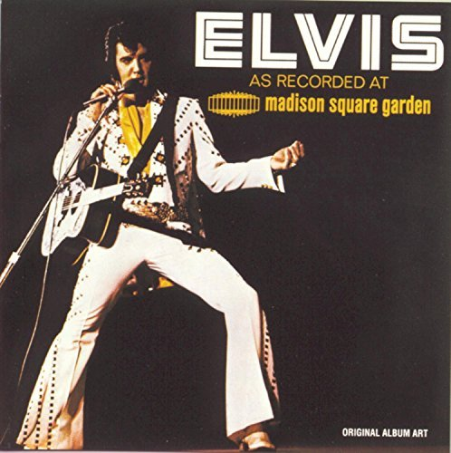 Presley Elvis Live At Madison Square Garden