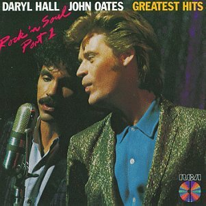 Hall & Oates Greatest Hits Rock'n Soul Pt.1