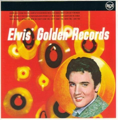 Presley Elvis Elvis' Golden Records