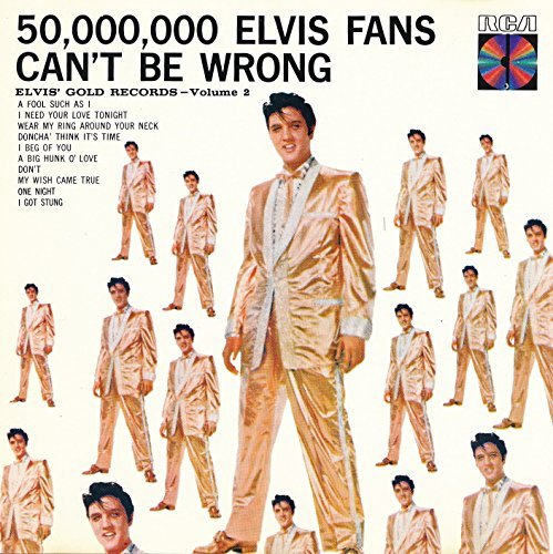 Elvis Presley Gold Records Vol 2