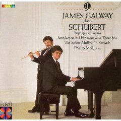James Galway Plays Schubert