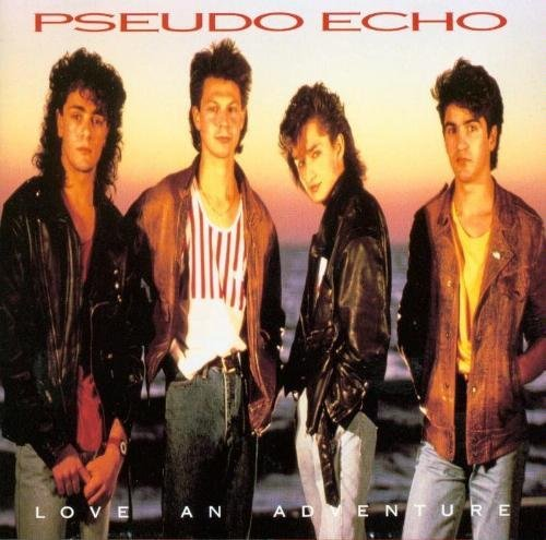 Pseudo Echo Love An Adventure