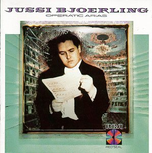 Jussi Bjorling Operatic Arias Bjorling (ten)