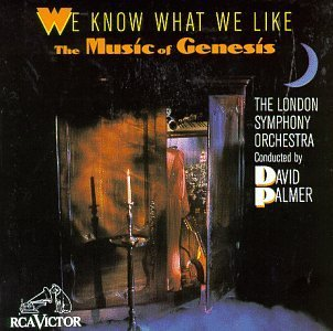 London Symphony Orchestra Music Of Genesis We Know What Palmer London So