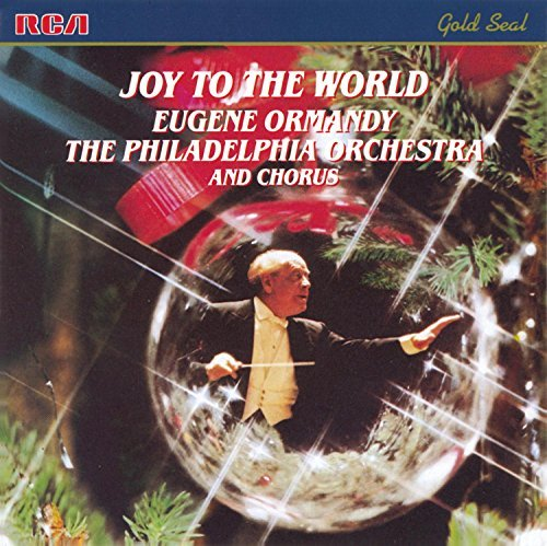 Eugene Ormandy Joy To The World Ormandy Philadelphia Orch
