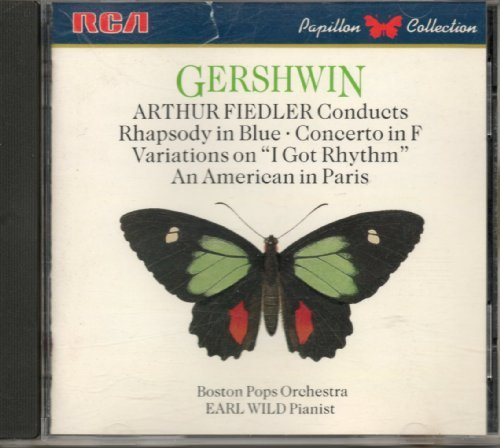 G. Gershwin Rhapsody In Blue & Other Orchestral Works