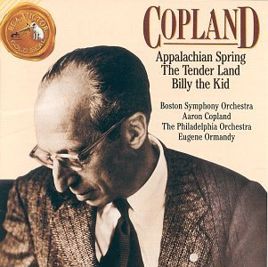 Copland A. Appalachian Tender Billy Copland & Ormandy Various
