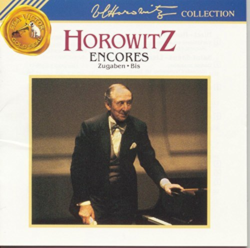 Vladimir Horowitz Horowitz Encores Horowitz (pno) Recorded In Mono 1942 1951