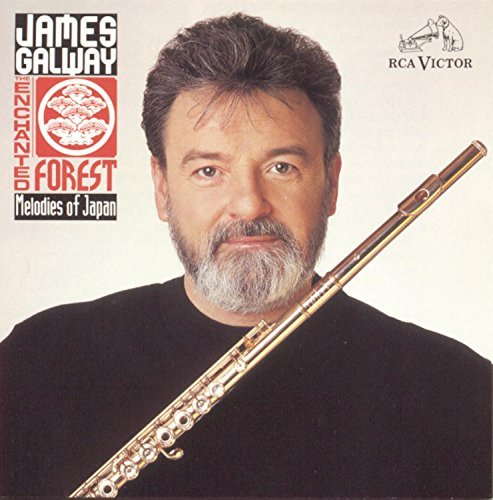 James Galway Enchanted Forest Melodies Of J Galway (fl)