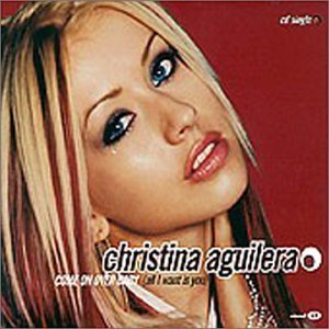 Christina Aguilera Come On Over Baby (all I Want Enhanced CD B W Ven Conmigo
