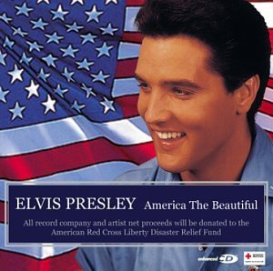 Elvis Presley America The Beautiful Enhanced CD