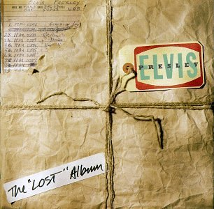 Presley Elvis Lost Album
