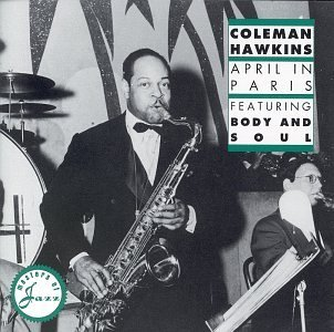 Coleman Hawkins April In Paris