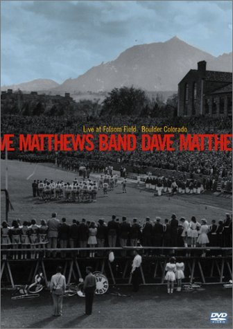 Dave Matthews Band Live At Folsom Field Boudler C