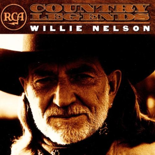 Willie Nelson Rca Country Legends Rca Country Legends