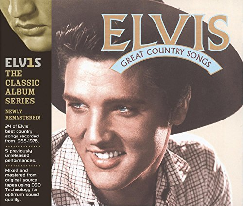 Presley Elvis Great Country Songs Remastered