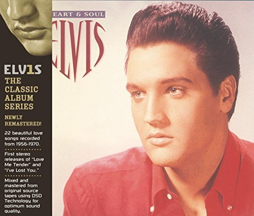 Elvis Presley Heart & Soul Remastered
