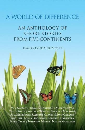 Lynda Prescott A World Of Difference An Anthology Of Short Stories From Five Continent