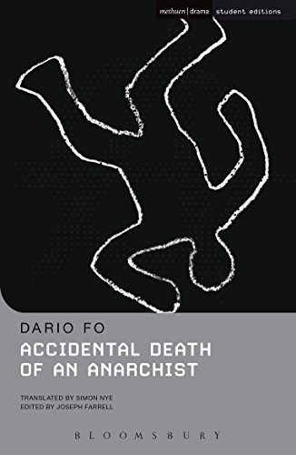 Dario Fo Accidental Death Of An Anarchist Revised