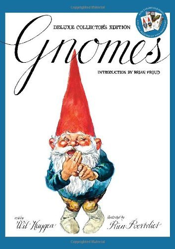 Wil Huygen Gnomes [with Print] Deluxe Collect