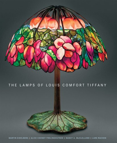 Martin Eidelberg The Lamps Of Louis Comfort Tiffany