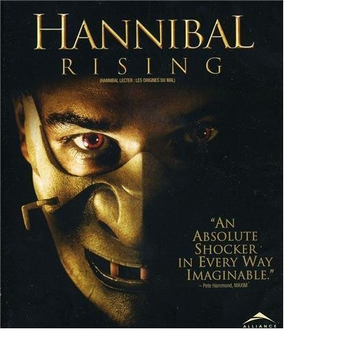 Hannibal Rising (2007) Hannibal Rising Import Can Blu Ray