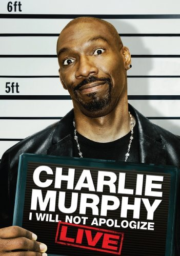 Charlie Murphy I Will Not Apologize Ws Nr