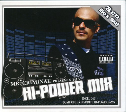 Mr. Criminal Presents Hi Power Mix Box Set Explicit Version 3 CD