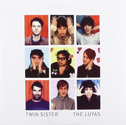 Luyas Twin Sister When I Am A Woman Meet The Fro 7 Inch Single