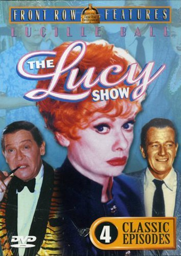 Lucy Show 4 Classic Episodes