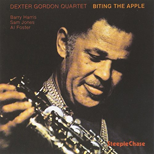 Dexter Gordon Biting The Apple